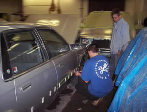 Auto Body Repair Classes In Delaware Adult Education Division